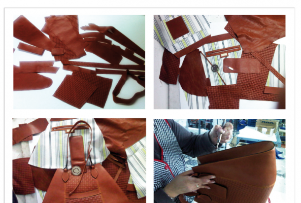 """Mi nuevo bolso """"made to order""""/My bag made to order"""