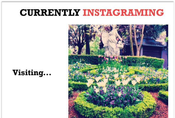Currently Instagraming may