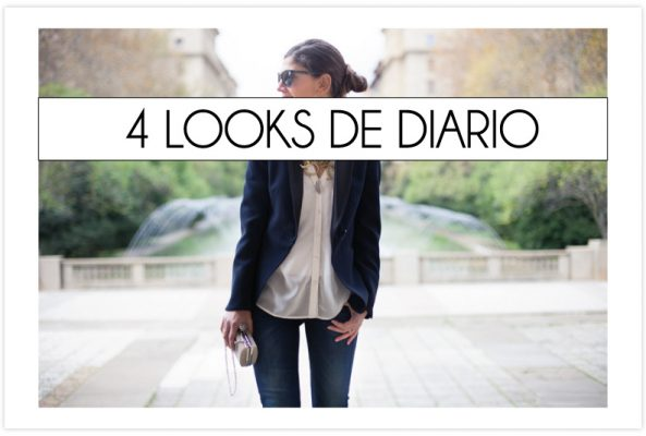 4 looks en vídeo