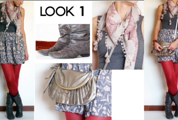My First Experience Shopping Online For Clothes /  Mi Primera Compra Online