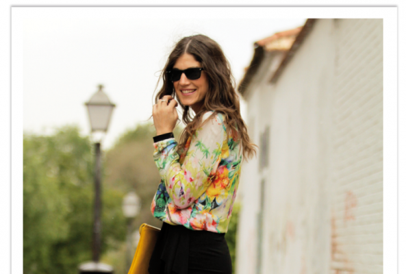 Color cantoso y peplum
