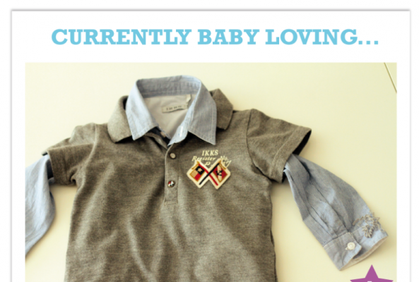 Currently Baby Loving…