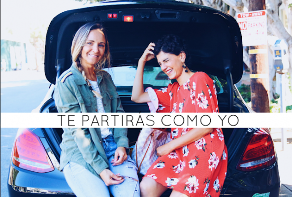 24 horas en Los Angeles: shopping loco, cambios de look con mi amiga Jimena